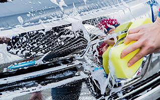 手洗い・プレミアム洗車