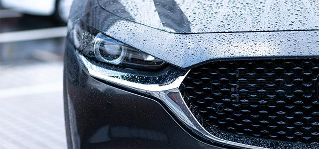洗車 シリコン